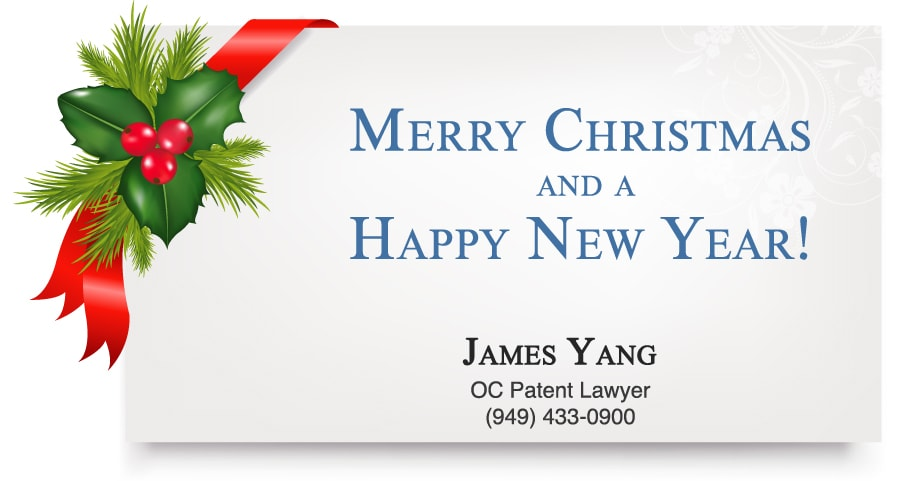 Merry Christmas and a Happy New Year! 2012