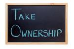 Take Ownership Blackboard