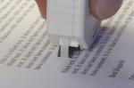 Correct USPTO patent mistakes