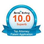 top attorney patent application