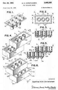 Lego Utility Patent