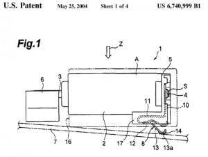 No patent draftsperson