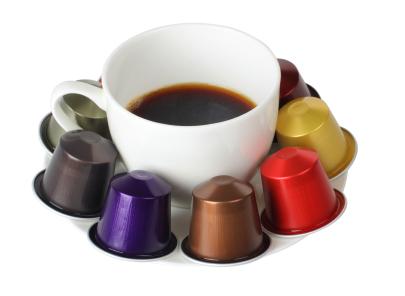 Single Use Coffee Cartridge